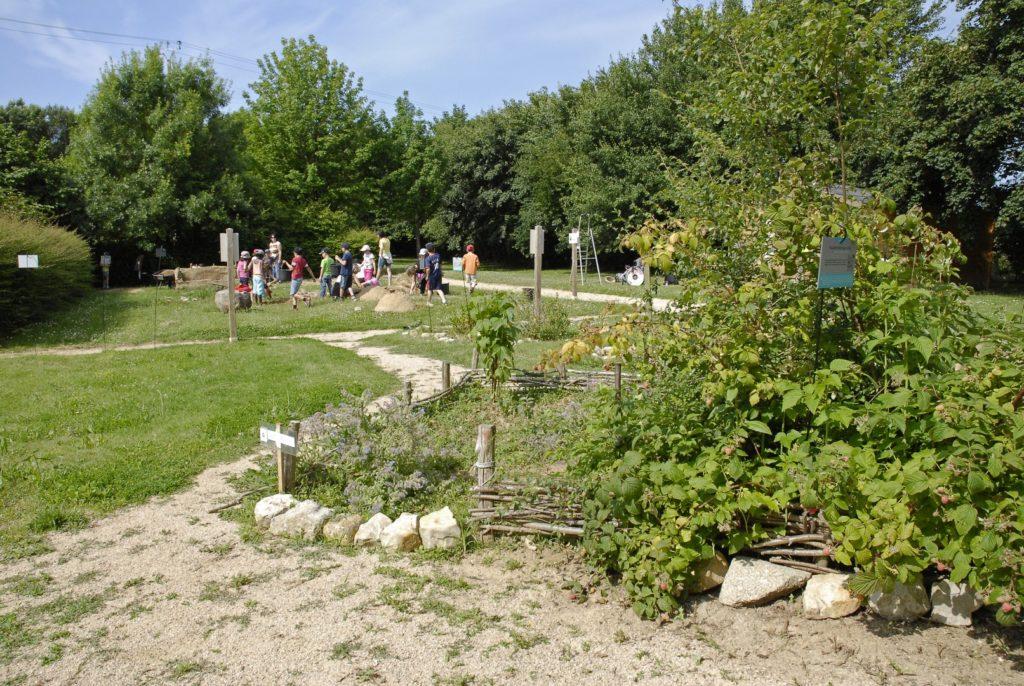 Le jardin de la préhistoire