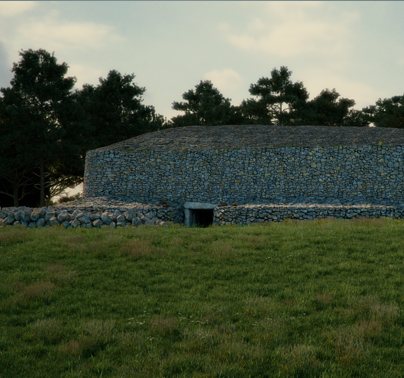 C'est grand un dolmen ?